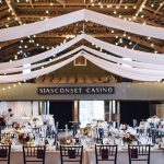 wedding ceremony photography in Casino